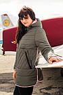 Куртка женская на зиму сезон 2020 - (модель кт-455), фото 2
