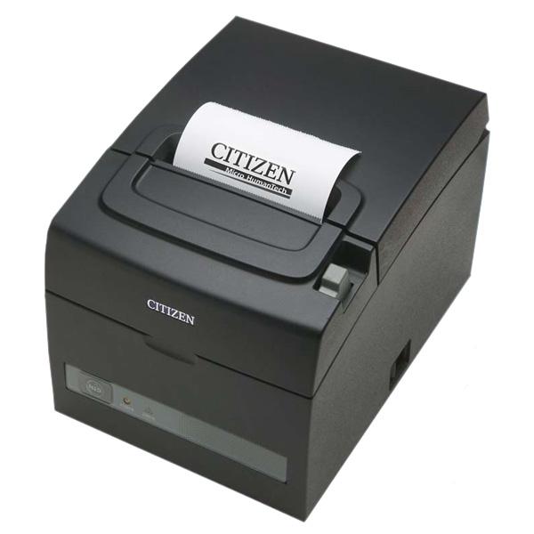 Принтер чеков CITIZEN CT-S310 II (CTS310IIEBK) (USB +RS232)