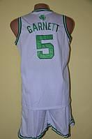 Баскетбольная форма команды Бостон Селтикс