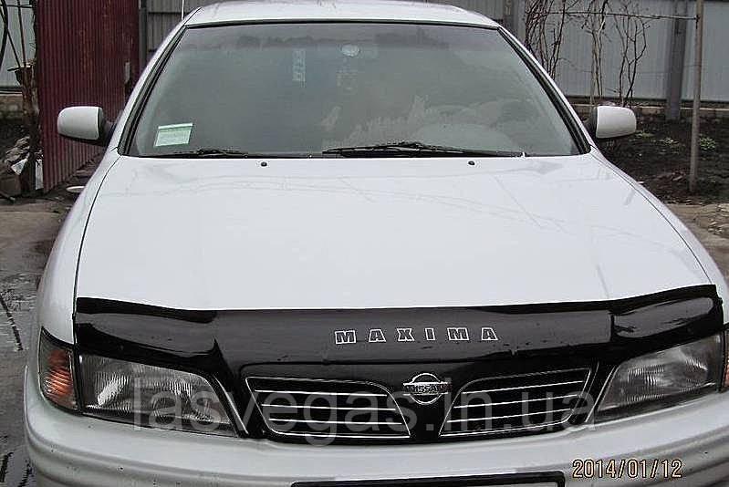 Мухобойка Nissan Maxima 32 1994-1999