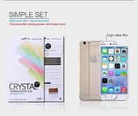 """Захисна плівка Nillkin Crystal для Apple iPhone 6/6s plus (5.5"""")"""
