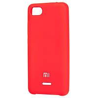 Чохол Original Case для Xiaomi Redmi 6A Red