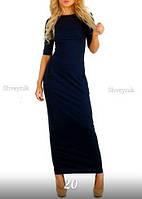 Платье макси с карманами, фото 1