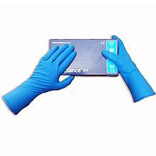 Перчатки латексные нестерильные, медицинские, неопудренные Ambulance PF Ultra, размер — M, уп. — 25 пар