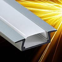 Профиль для светодиодной ленты CAB251, фото 1