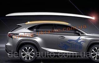 Рейлинги оригинал для Lexus NX 2014+