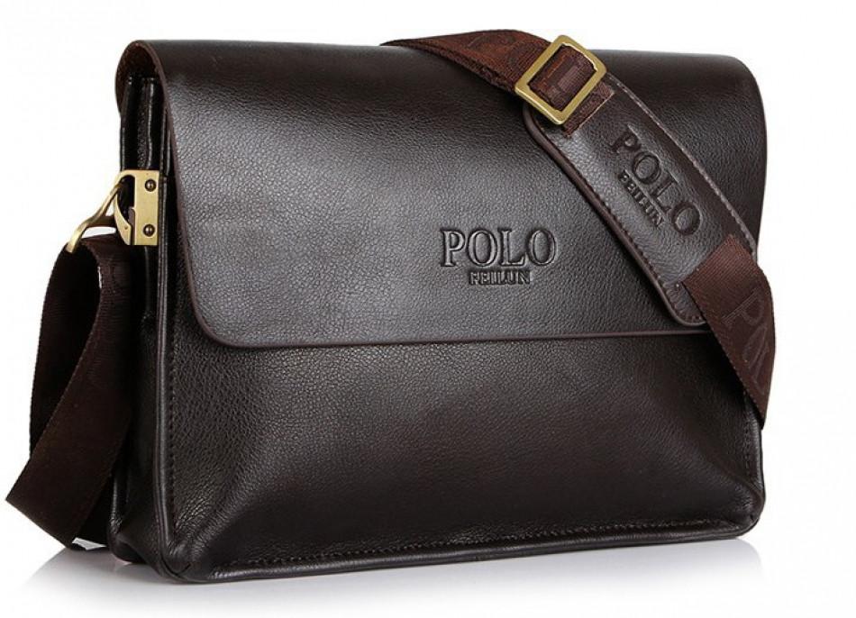 Мужская сумка POLO. Сумка через плечо. Сумка портфель. Мужская сумка ПОЛО. Мужские сумки.