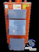 Твердотопливный котел длительного горения САН Эко 17 кВт. Новинка на рынке Украины!