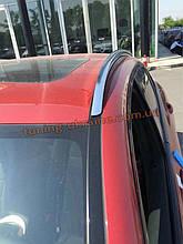 Рейлинги для Mercedes GLC coupe C253 2015+