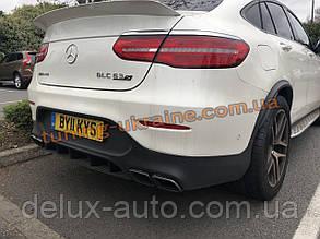 Комплект обвесов под AMG 63S для Mercedes GLC coupe C253 2015+