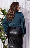 Блуза женская батал, фото 10
