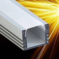 Профиль для светодиодной ленты CAB261, фото 1