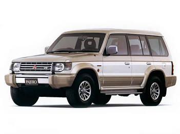 Автомобильные стекла для MITSUBISHI PAJERO/SHOGUN II 1991-2000