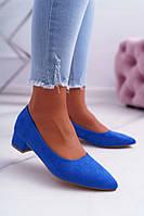 Женские туфли NIKI blue