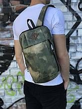 Чоловічий невеликий рюкзак для повсякденного носіння