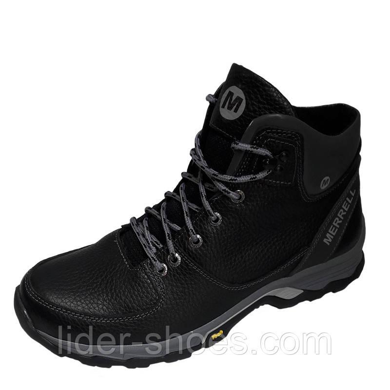 Мужские зимние ботинки в стиле Marrel