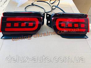 Задние габариты LED для Toyota LC 150 Prado 2017+