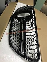 Тюнинг решетка радиатора Diamond на авто без камеры на Mercedes GLE coupe C292 2015+