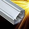 Профиль для светодиодной ленты CAB272