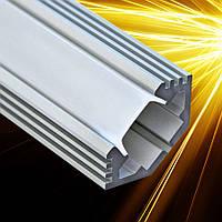 Профиль для светодиодной ленты CAB272, фото 1
