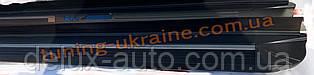 Боковые подножки V3 на Lincoln MKX 2015+