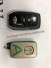 Обновленный ключ для Toyota LC 200 2016+
