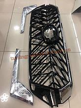 Решетка радиатора TRD на Toyota LC 200 2016+