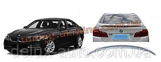 Спойлер сабля на багажник на BMW 5 серия F-10 11 и 07 2010+ гг.