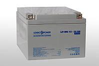 Аккумуляторная батарея LogicPower LP-MG 12V 26Ah мультигель
