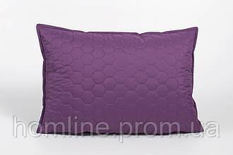 Наволочка Lotus Broadway Comb фиолетовый 50*70 см (1 шт)