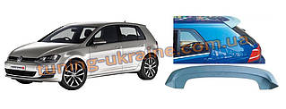 Спойлер сабля на багажник на Volkswagen Golf 7 2012+