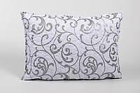 Наволочка Lotus Broadway Monogram серебро 50*70 см (1 шт)