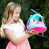 Вертолет для куклы Барби Barbie Travel Helicopter Вертоліт Барбі оригінал, фото 9