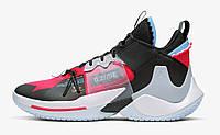 Баскетбольные кроссовки Jordan Why Not Zero0.2 'Red Orbit' Оригинал, фото 1