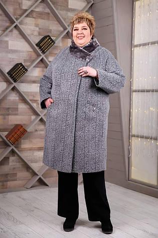 Пальто женское зимнее  П-1097 и/м Dracena/50 Тон 13, фото 2