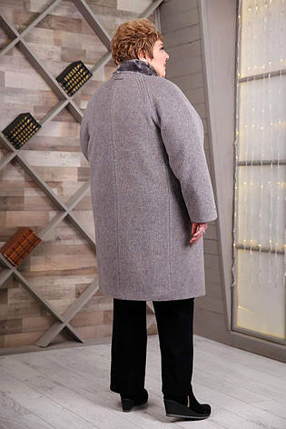 Пальто женское зимнее  П-1097 и/м Unito Тон 18, фото 2