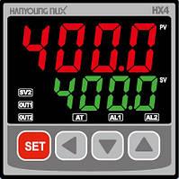 Универсальный PID-регулятор температуры HX4 (RS485)