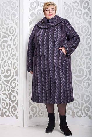 Пальто женское зимнее  П-524 Maila/1 Тон 19/1, фото 2