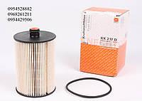 Топливный фильтр VW LT 2.8TDI 116kW 1996-2006 KNECHT (Германия) KX 217D