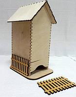 Заборчики для Чайного домика, набор 2шт.