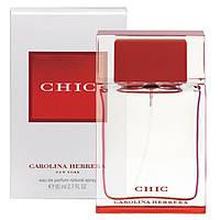 Женская парфюмированная вода Carolina Herrera Chic 30 ml (Каролина Эррера Шик)