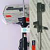 Амортизаторы передние газомасляные лев+прав (стойки) d=14mm Geely MK1/ MK2 (SATO Tech) [ 2шт ]