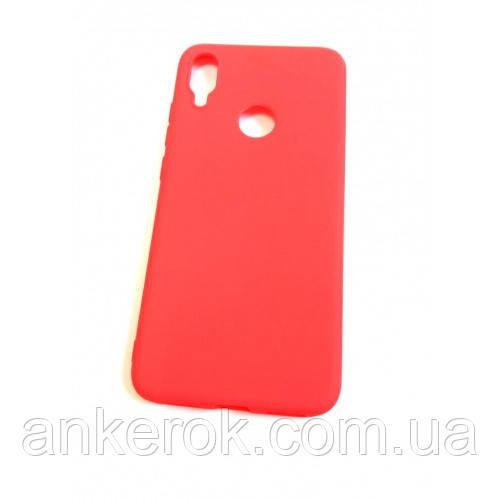 TPU Чохол-бампер для Xiaomi Redmi Note 7 (Red)