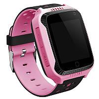 Смарт часы Детские умные с GPS трекером камерой и Wi-Fi Smart Baby Watch А15 + ПОДАРОК