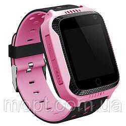 Смарт часы Детские умные с GPS трекером камерой и Smart Baby Watch А15 + ПОДАРОК