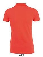 Женская рубашка поло из х/б ткани с эластаном SOL'S PHOENIX WOMEN