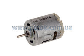 Мотор для фена 24V D=27.5mm H=33mm