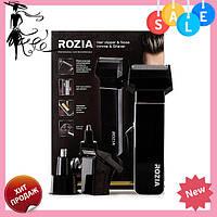 Профессиональная машинка для стрижки волос ROZIA HQ-5200 черная, фото 1