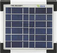 Зарядное устройство солнечное Altec ALT-SHL-3W