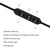 Беспроводные Bluetooth наушники XT11 со встроенным микрофоном (Черные), фото 6